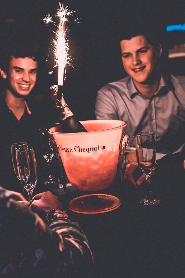 Feestzaal Highstreet Champagne